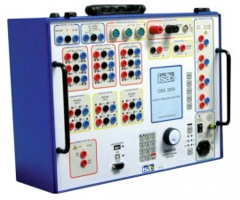 ISA CBA 2000 High Voltage Circuit Breaker Analyzer, 6 breaks per phase, with PII65169 Cable Kit