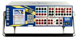 ISA DRTS 64 Relay Test System and Power System Simulator, 6 Current / 4 Voltage Outputs
