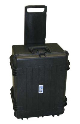 ISA PII18169 Heavy Duty Plastic Carrying Case