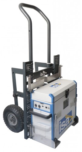 ISA PII68175 Foldable Cart for the TDX 5000
