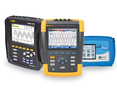 PowerMeterStore carries a large line of both Portable and Fixed Power Qulity Analyzers