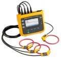 Fluke 1738 3-Phase Advanced Power Logger with Current Probes-