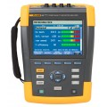 Fluke 438-II/BASIC Three-Phase Power Quality and Motor Analyzer without current flexis (excludes FC WiFi SD card)-