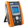 HT Instruments PQA823 CAT IV Power Quality Analyzer and Energy Logger 4 CTs, HTFLEX33-
